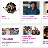 Demi Lovato, The Jacksons, Trace Adkins, Ke$ha and More Round Out Summer at the 2013 L.A. County Fair