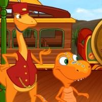 PBS KIDS Launches New DINOSAUR TRAIN A to Z App