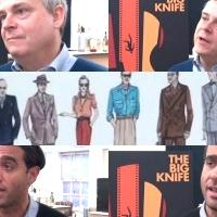 BWW TV: Behind the Scenes With THE BIG KNIFE's Bobby Cannavale and Doug Hughes!