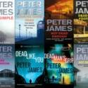 All Eight Roy Grace Novels by Peter James Now Available in e-Book Format