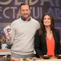 Photo Flash: First Look - Idina Menzel Visits Today's THE CHEW on ABC Photos