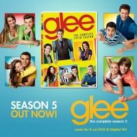 GLEE Seasons 1 - 5 Now Available on Amazon!