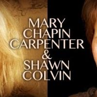 'New Folk' Artists Mary Chapin Carpenter and Shawn Colvin Share Brown Theatre Stage Tonight