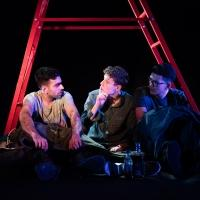 BWW Reviews: BACK DOWN, Birmingham Rep Theatre, March 2 2015