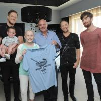 Imagine Dragons & Hard Rock Team to Benefit The Tyler Robinson Foundation