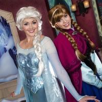 'FROZEN Fun' Debuts Today in Disney California Adventure Park
