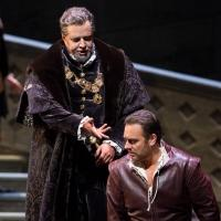 BWW Reviews:  Without Gypsies or Mistaken Identities, Soprano Meade Wins Four-Sided Tug of War in ERNANI at the Met