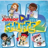 Get Up! Jump Up! Walt Disney Records' DJ Shuffle 2 Available 2/10