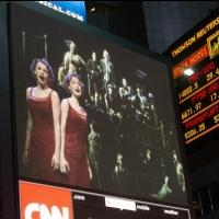 Last Night's Times Square SIDE SHOW Screening Wasn't Live