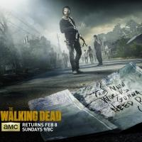 Photo Flash: First Look - Key Art for Second Half of AMC's WALKING DEAD Season 5