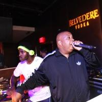 Photo Flash: Hip-hop Icons Rev Run and Ruckus Take Over PURE Nightclub for Labor Day Weekend Performance