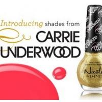 OPI Teams Up With Carrie Underwood