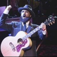 Photo Flash: The Rockstar Rabbi Takes Over Broadway- First Look at SOUL DOCTOR!