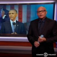 VIDEO: Larry Wilmore Evaluates Obama's State of the Union Address on NIGHTLY SHOW