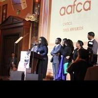 Oprah Winfrey Accepts AAFCA Award at Taglyan Complex