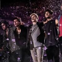 ONE DIRECTION: Where We Are – The Concert Heading to Cinemas Globally This October