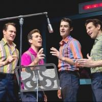 Photo Flash: First Look at JERSEY BOYS' New Frankie Valli- Dominic Scaglione Jr.