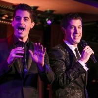 Photo Coverage: Will & Anthony Nunziata Return to 54 Below!