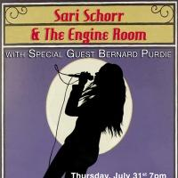 Powerhouse Vocalist Sari Schorr and Her All-Star Band at The Cutting Room Tonight