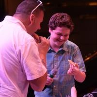 Photo Flash: MASTERCHEF JUNIOR Season 1 Winner Alexander Weiss Sails to Victory