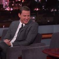 VIDEO: Channing Tatum Reunites with His Imaginary Friend on KIMMEL