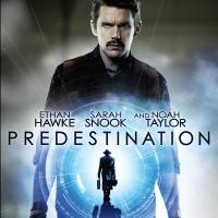 Photo Flash: New Poster for PREDESTINATION, Starring Ethan Hawke