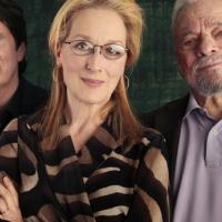 Stephen Sondheim & Meryl Streep On INTO THE WOODS: 'So Unexpected'