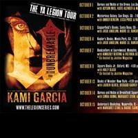 Best-Selling Author Kami Garcia Launches YA Legion Tour