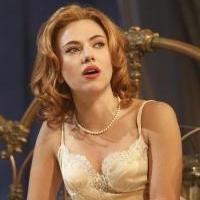 CAT ON A HOT TIN ROOF's Scarlett Jonhansson to Appear on 'Live with Kelly & Michael' Tomorrow