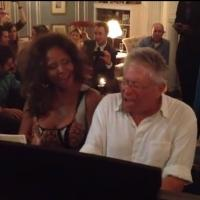 STAGE TUBE: Alan Menken Accompanies Tonya Pinkins on 'Somewhere That's Green'!