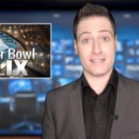 BWW TV Exclusive: CHEWING THE SCENERY- Randy Returns to the Newsdesk to Talk Super Bowl, GROUNDHOG DAY & More!