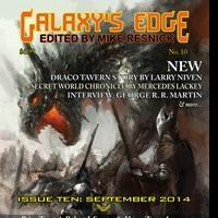Mike Resnick Releases 10th Issue of GALAXY'S EDGE