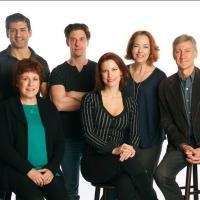 Photo Flash: Meet the Cast of Encores! LITTLE ME- Christian Borle, Rachel York & More!