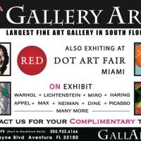 Andy Warhol, Keith Haring, Pablo Picasso and More Set for GALLERY ART at Red Dot Miami thru 12/7