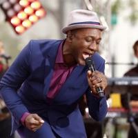 Photo Flash: Aloe Blacc Rocks the Plaza on NBC's TODAY