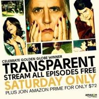 All 10 Episodes of TRANSPARENT Are Available on Amazon for Free