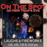 Celebrate New Year's with ON THE SPOT at The Bovine Metropolis Theater, 12/31
