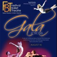 Festival Ballet Theatre Brings GALA OF THE STARS to Irvine Barclay Theatre Tonight
