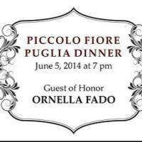 Piccolo Fiore Ristorante Celebrates Puglia with Food and Song Today