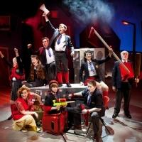 BWW Reviews: THE SECRET DIARY OF ADRIAN MOLE - THE MUSICAL, Curve Theatre Leicester, March 17 2015