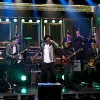 VIDEO: Mark Ronson Performs 'Feel Right' ft. Mystikal on TONIGHT SHOW