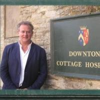 Hugh Bonneville Launches Campaign to Save Historic DOWNTON ABBEY Building