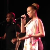 BWW Reviews: Tourneeauftakt in Deutschland! Rebecca Ferguson in Berlin