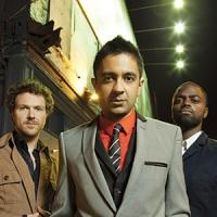 Celebrity Series of Boston Presents POEMJAZZ with Vijay Iyer Trio and Robert Pinsky Tonight