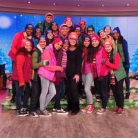 Photo Flash: Sneak Peek at Rosie's Theater Kids on THE VIEW