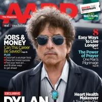 AARP Magazine Features Exclusive Rare Interview with Legendary Singer-Songwriter Bob Dylan