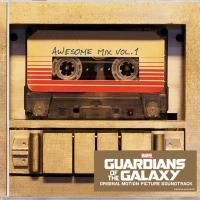 Marvel's GUARDIANS OF THE GALAXY Awesome Mix Vol. 1 Soundtrack Debuts in Top 5 of  Billboard 200