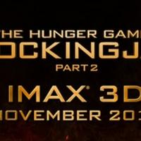 THE HUNGER GAMES: MOCKINGJAY - PART 2 Coming to IMAX Theaters 11/20!