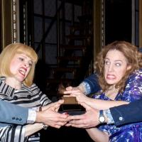 Photo Coverage: Some Kind of Wonderful- BEAUTIFUL Cast Celebrates Grammy Award Win Onstage!