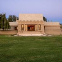 Frank Lloyd Wright's Hollyhock House at Barnsdall Park Reopens, 2/13